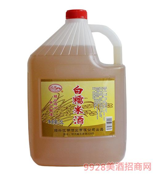 白糯米酒5LX4