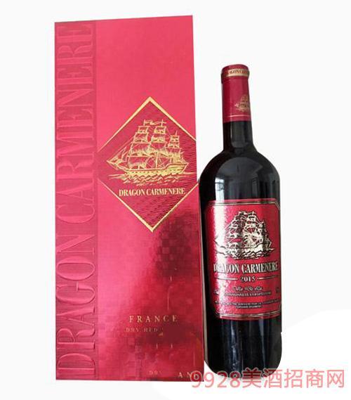龙船佳美娜 2015干型葡萄酒750ml