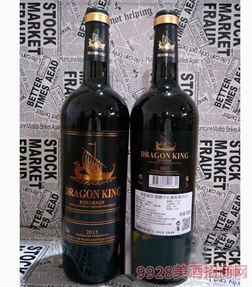 龙船国 王 候爵干型葡萄酒750ml