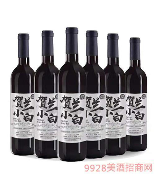 贺兰小白葡萄酒