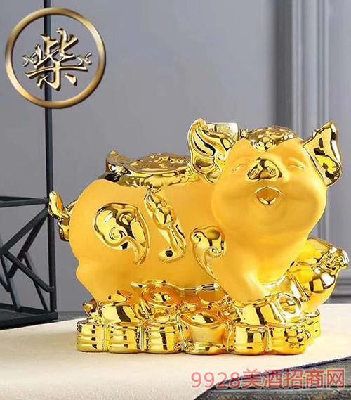 金猪坛子酒