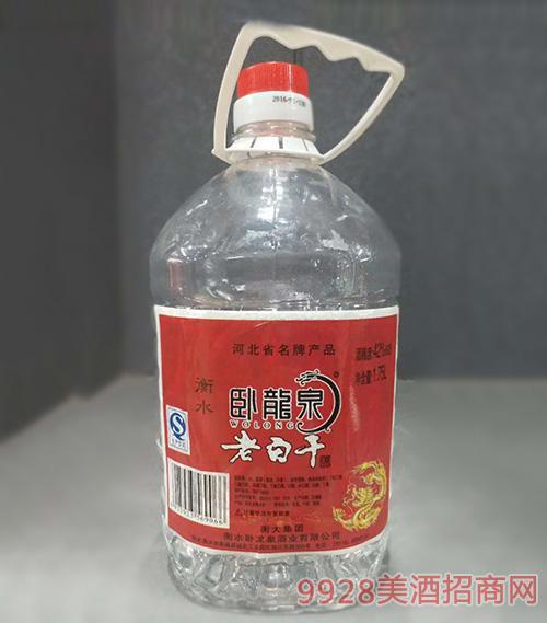 卧龙泉老白干酒42度750ml