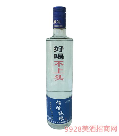 佰烧纯粮酒42度500ml