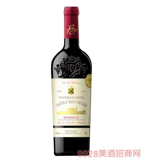 波蓝堡贵族酒庄干红葡萄酒13.5度750ml