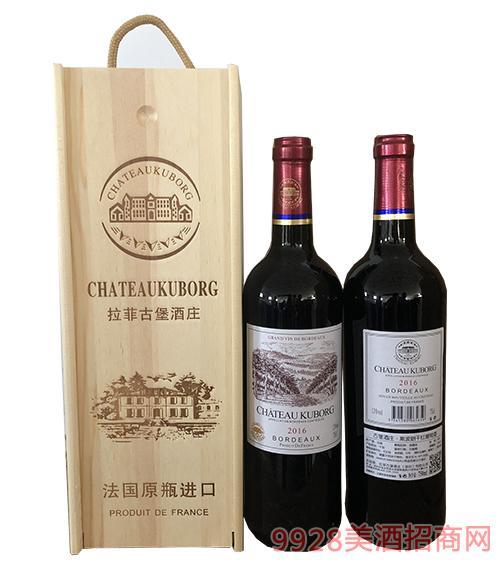 古堡酒庄斯波郎干红葡萄酒