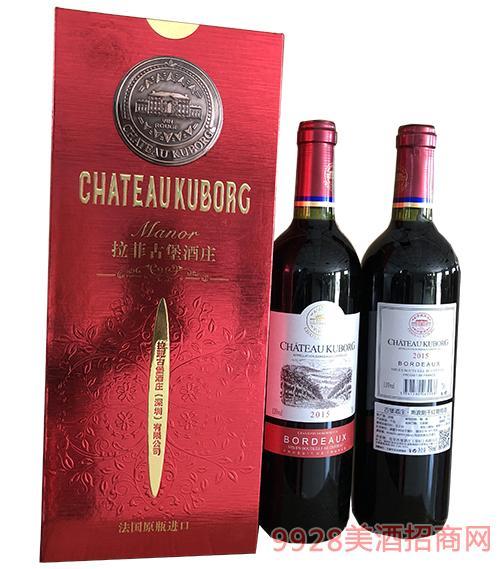 古堡酒庄斯波朗干红葡萄酒