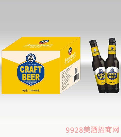 恺伦丁格(黄)啤酒218mlx24