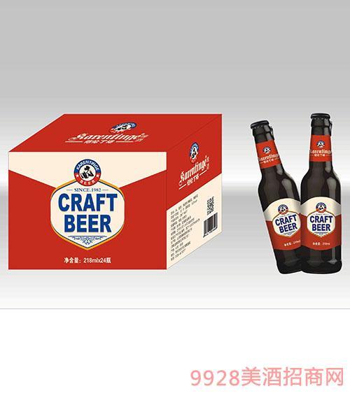 恺伦丁格啤酒218mlx24