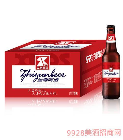 兄弟情深至尊啤酒275mlx24