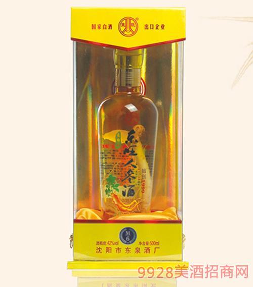 东旺人参M6酒42度500ml