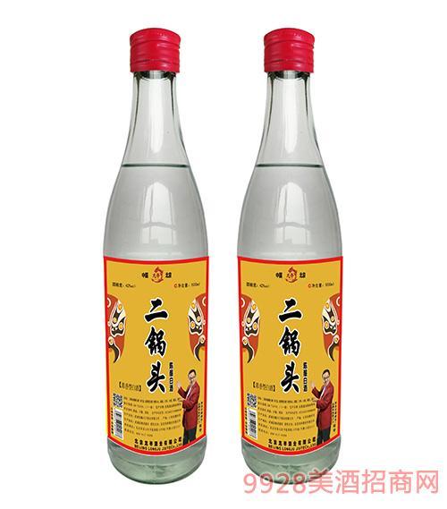 龙举二锅头陈酿白酒42度500ml