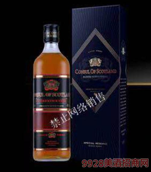 总督威士忌酒40度700ml