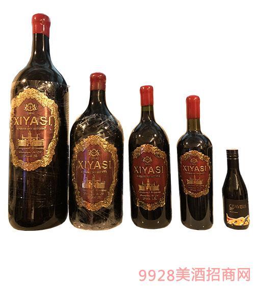 茜娅丝葡萄酒