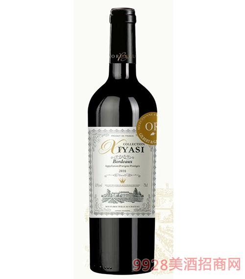 茜娅丝珍藏干红葡萄酒
