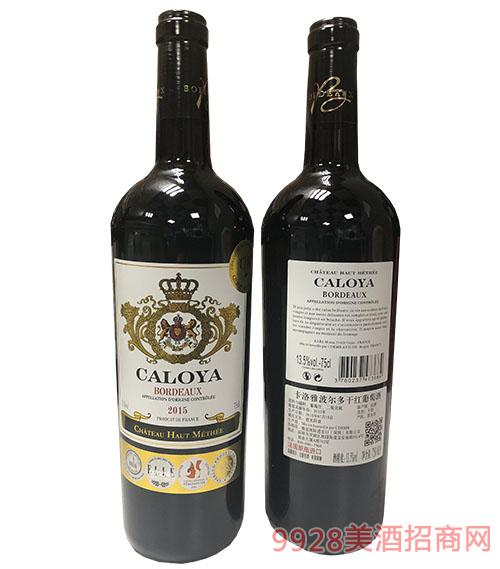 卡洛雅波��多干�t葡萄酒