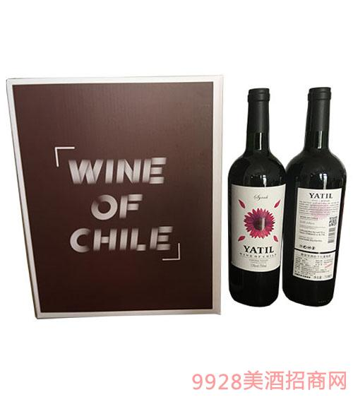 ?#35834;?#23572;西拉干红葡萄酒