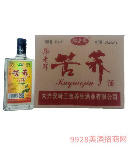 京泰龍江人参酒42度500mlx12