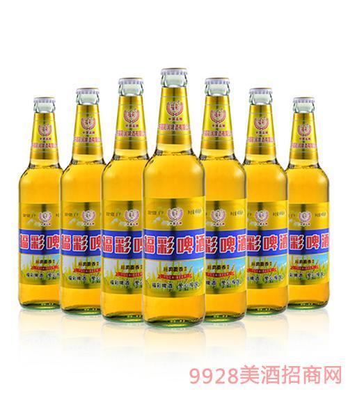 福彩啤酒组合装
