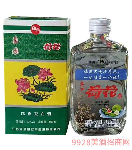 秦淮荷花酒42度100ml