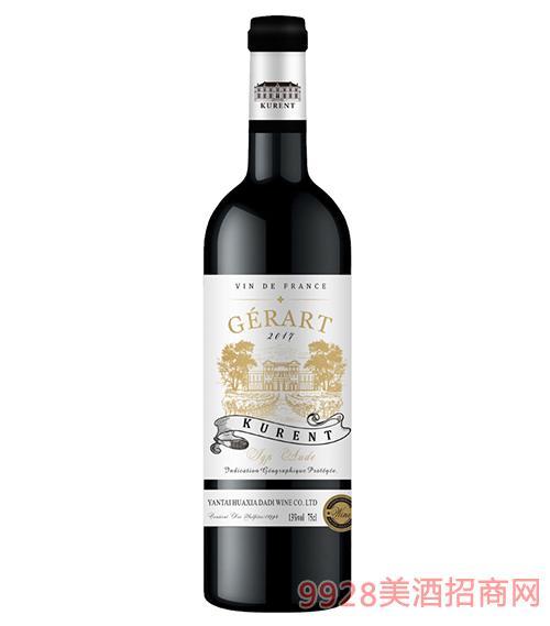 吉拉尔德干红葡萄酒