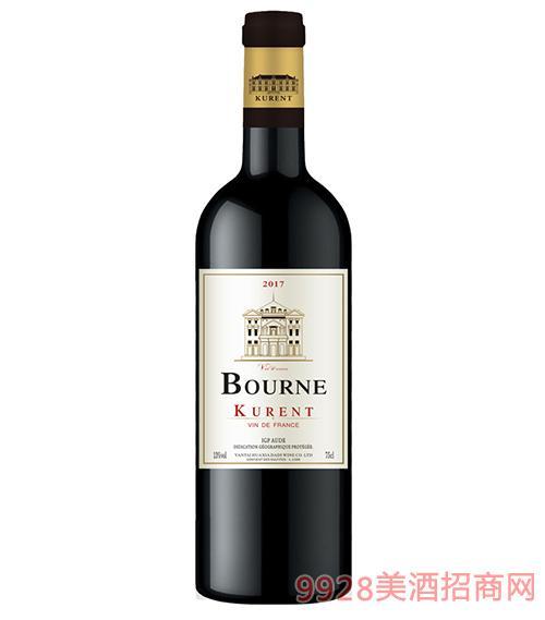 伯恩干红葡萄酒
