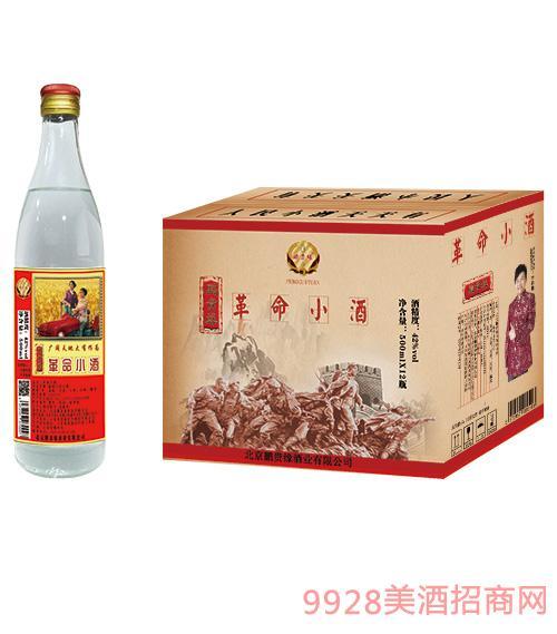 鹏贵缘革命小酒42度500ml