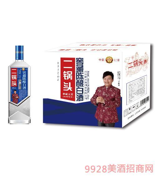 窖藏陈酿二锅头酒