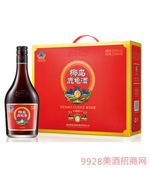 33度椰�u鹿��酒(�o念�b)500ml