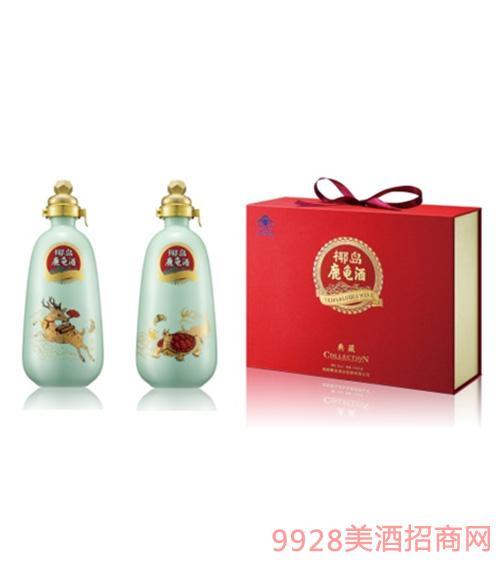33度椰�u鹿��酒(定制典藏版)600ml