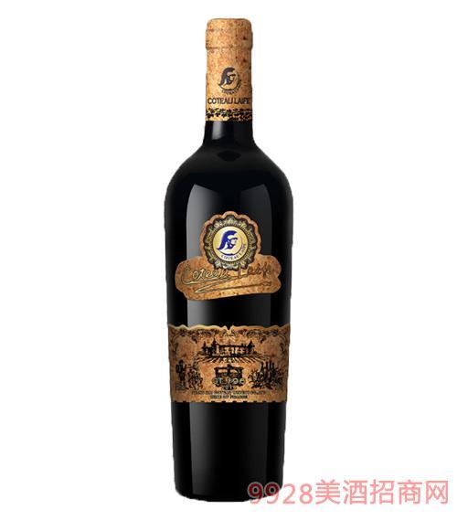 歌图人生·至悦干红葡萄酒 14度750ml