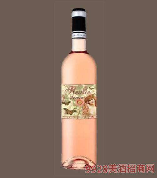 法国香妃系列干白葡萄酒