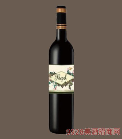 法国皇廷限量版干红葡萄酒