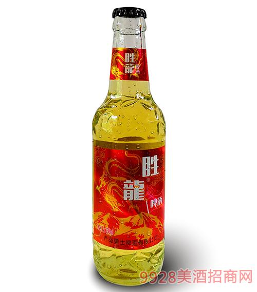 330ml瓶裝勝龍啤酒