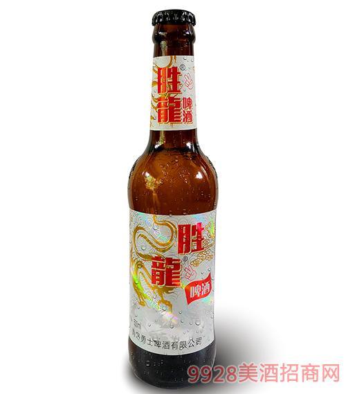 500ml瓶装胜龍啤酒