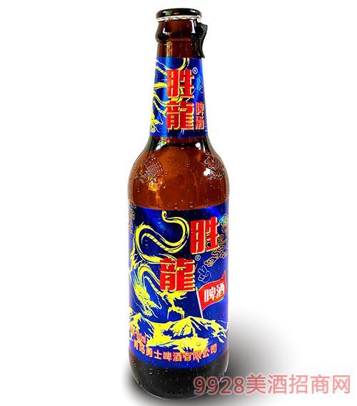 胜龍(蓝瓶)瓶装啤酒500ml