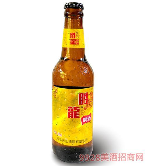 胜龍瓶装啤酒