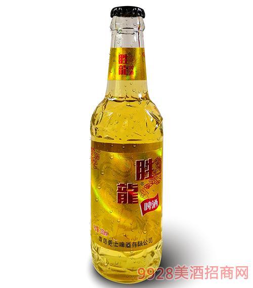 胜龍瓶装啤酒330ml