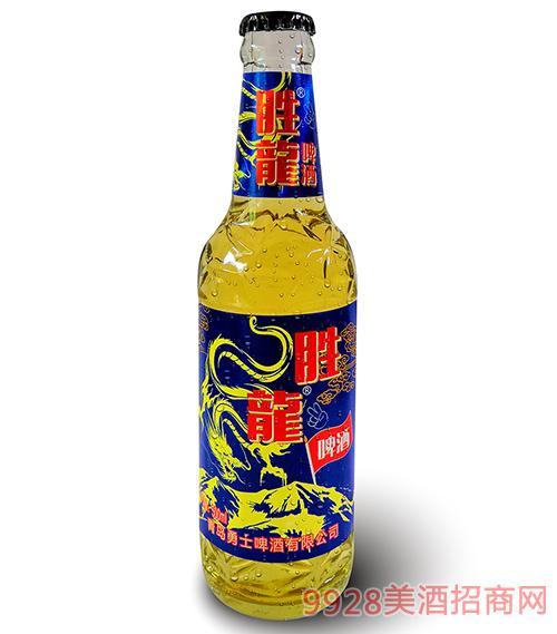 胜龍瓶装啤酒500ml