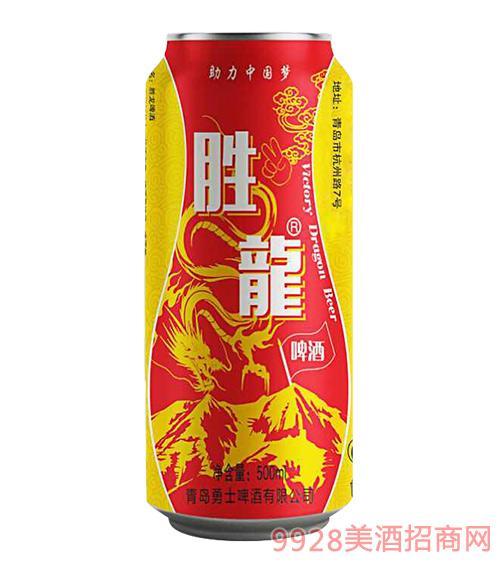 胜龍啤酒 500ml