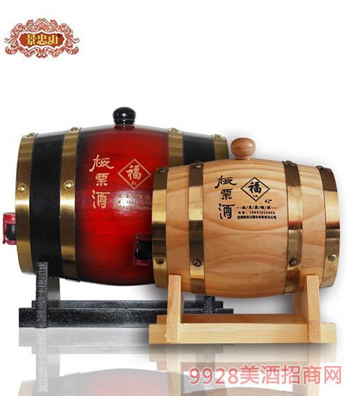 桶装板栗酒