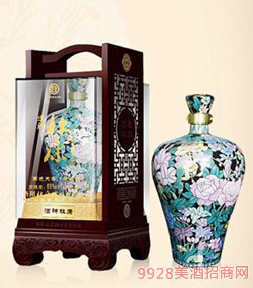 杜康国色天香酒