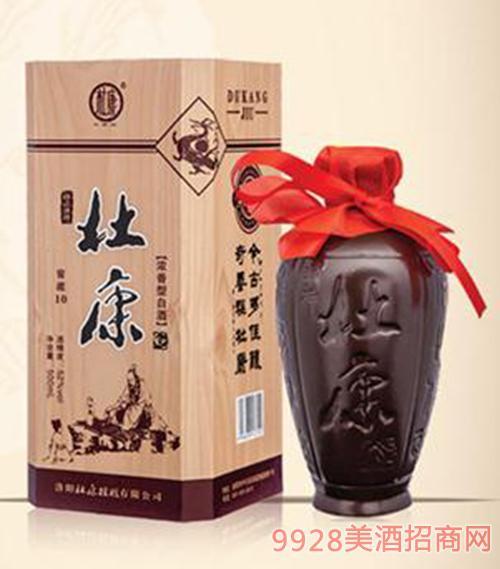 杜康酒神酒窖藏10