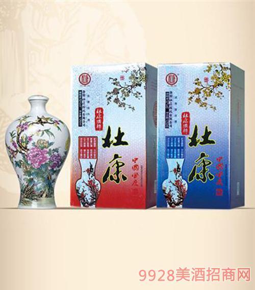 杜康中国风度酒