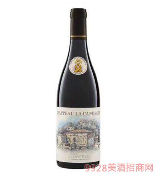 法国卡诺歌干红葡萄酒2015