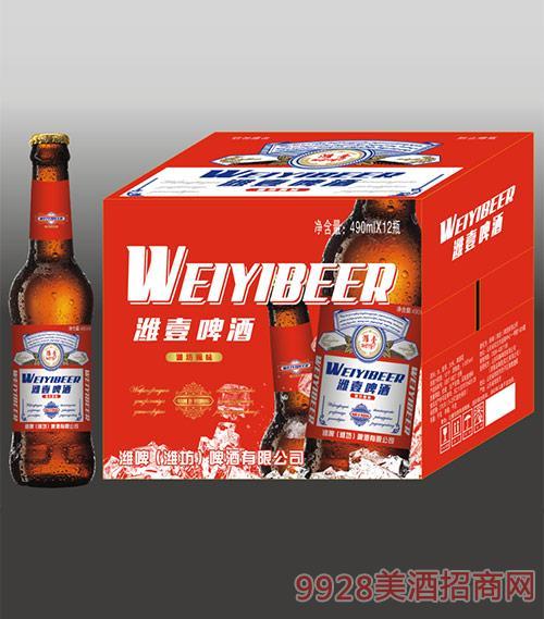�H坊啤酒-�H壹啤酒490mlx12