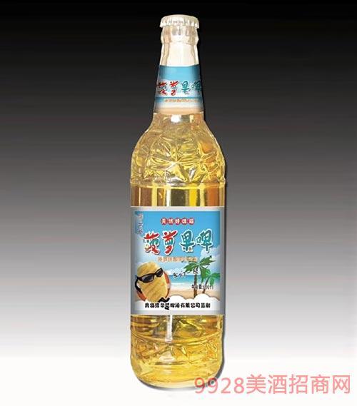 菠萝果啤500ml