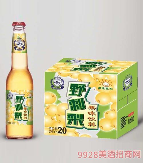 野刺梨果味饮料330mlx20