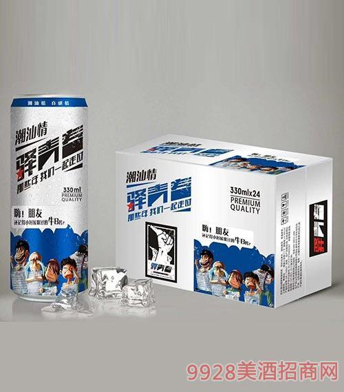 潮汕情・驿青春啤酒330mlx24罐