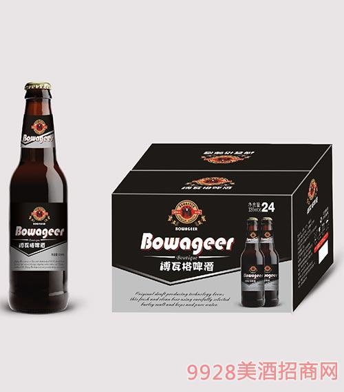 博瓦格啤酒瓶装330mlx24
