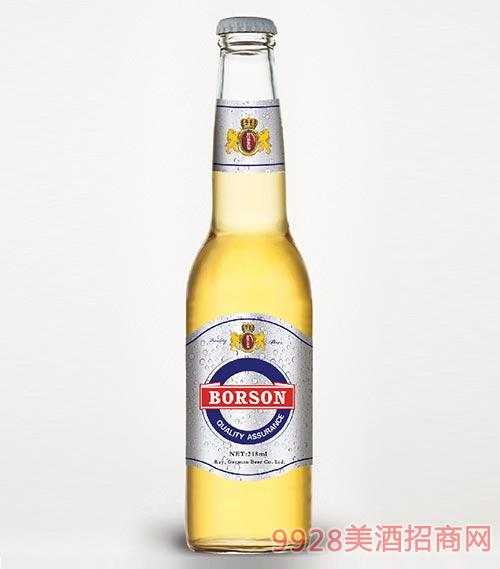 瓶装啤酒218ml